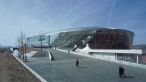 광명 경륜돔 경기장