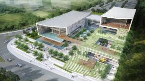 제주 혁신도시 복합혁신센터